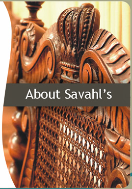 About Savahl's